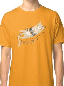 Mixtape Kitty Classic T-Shirt