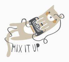 """""""Mix It Up"""" Sticker by thekitschycat"""