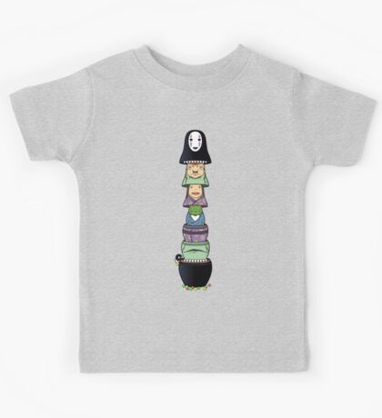 Nested Away Kids Tee