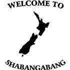 Welcome to Shabangabang by Jayson Gaskell