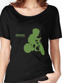 primus green naugahyde adaption Women's Relaxed Fit T-Shirt