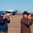 More Cameras than Planes! by John Sharp
