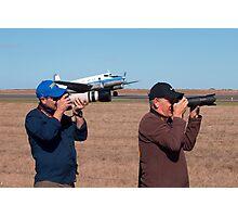More Cameras than Planes! Photographic Print