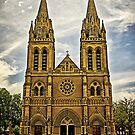 St Peter's Cathedral in Adelaide by TonyCrehan