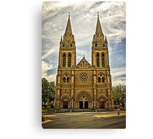 St Peter's Cathedral in Adelaide Canvas Print
