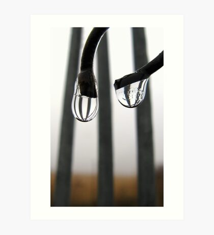 Imprison Art Print