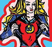 Wonder of Women - Celebrating International Women's Day   by Anthea  Slade