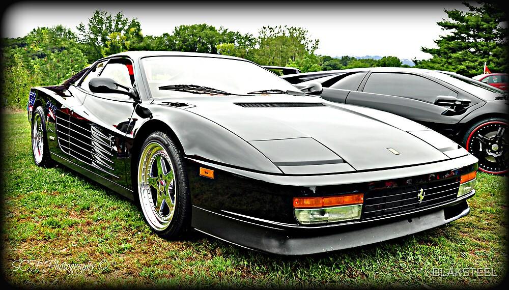 Ferrari Testarossa by BLAKSTEEL