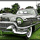1955 Caddy Convertible by BLAKSTEEL