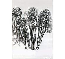 Barbie Dolls Photographic Print