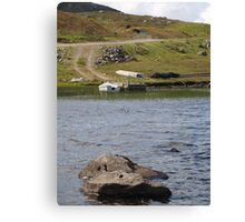 Norse Mill Location Canvas Print