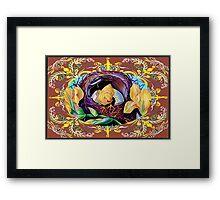 EASTER BLESSINGS 2 Framed Print