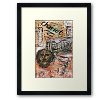 Chariot of Life Framed Print