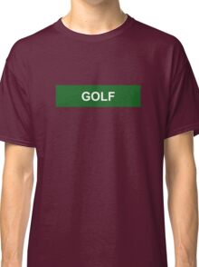 Golf - Green Classic T-Shirt