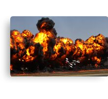 Tin Stix of Dynamite 2 Canvas Print