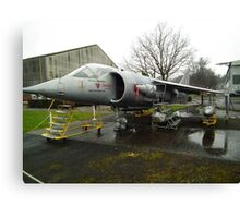Hawker P.1127  Canvas Print