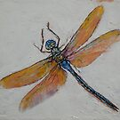 Dragonfly by Michael Creese