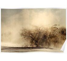 9.3.2013: Winter Morning Magic I Poster