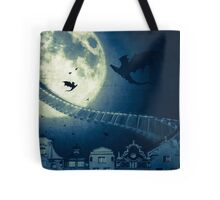 The way to the dragon's nest! Tote Bag
