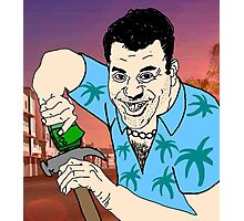 Grand Theft Ainsley Photographic Print