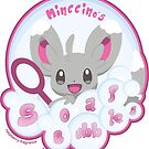 minccino&#x27;s soap bubbles  by Alex Magnus