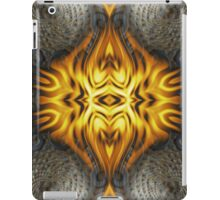 The Spaces Between The Thoughts Inside My Head iPad Case/Skin