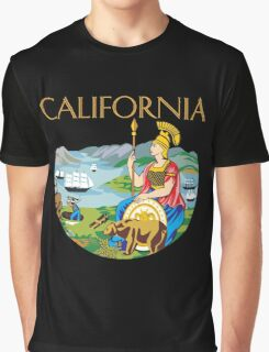 California seal Graphic T-Shirt