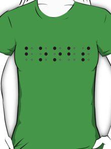 Braille Boobs T-Shirt