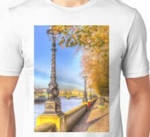 River Thames Path Unisex T-Shirt