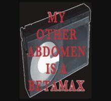 My Other Abdomen is a Betamax by Alex Dermer