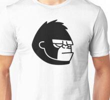 Grumpy Gorilla Unisex T-Shirt