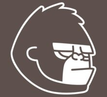 Grumpy Gorilla by no-doubt