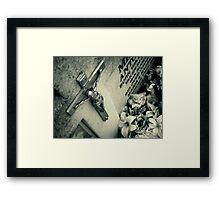 My Sweet Lord Framed Print