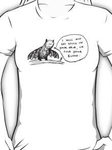 Bats Aren't Evil T-Shirt