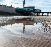 Blackpool Tower by scottsmithphoto