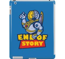 END OF STORY iPad Case/Skin