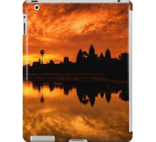 Angkor Wat Sunrise iPad Case/Skin