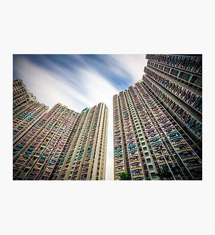 Tetris II Photographic Print