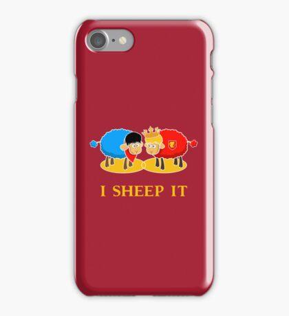 I Sheep it iPhone Case/Skin