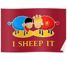 I Sheep it Poster