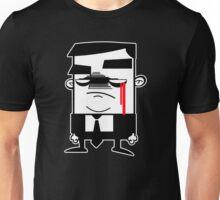 Hombre Grises Unisex T-Shirt