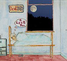"""Dear bed. """"I love you"""" by albutross"""