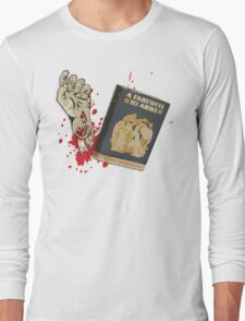 A Farewell! Long Sleeve T-Shirt