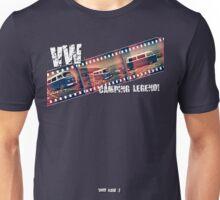 VW Camper Legend - Retro Film Strip T-Shirt Unisex T-Shirt