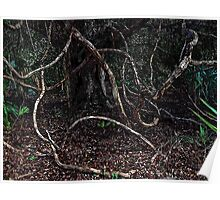 Tree With Tentacles Poster