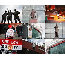 Manchester - One United by footypix