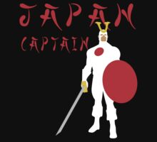 Japan Captain by jonah-vark