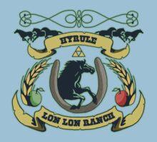 Lon Lon Ranch One Piece - Short Sleeve