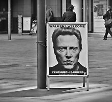 Christopher Walken  by Vlad Muntean