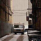 The Alley by Joanne  Bradley